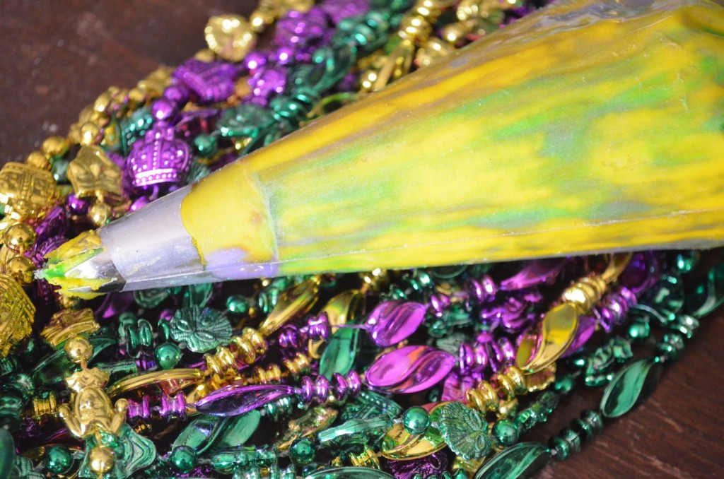 Mardi Gras Icing