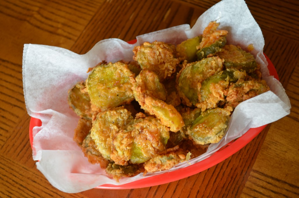 buttermilk fried pickles
