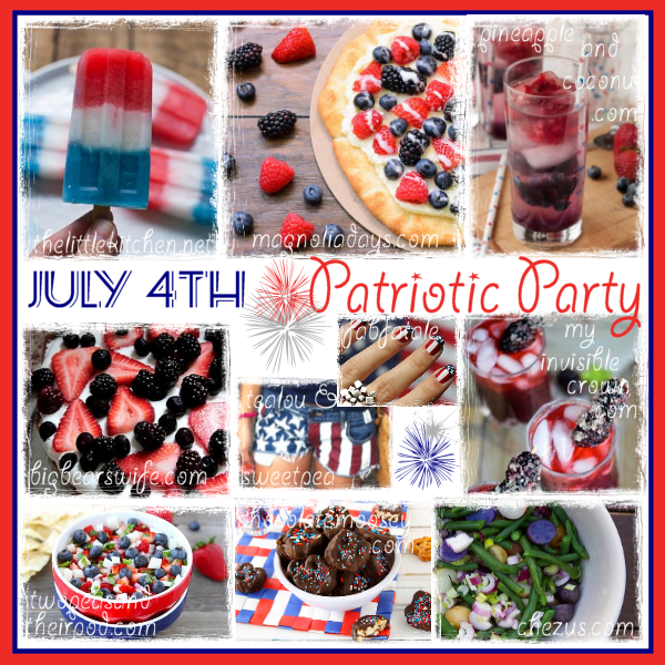 patriotic party july 4th