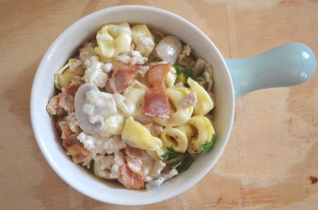 #ad country club chicken tortellini #CreateAMeal
