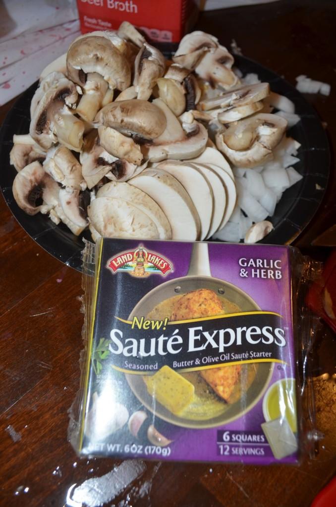 Meatball Stroganoff #SauteExpress