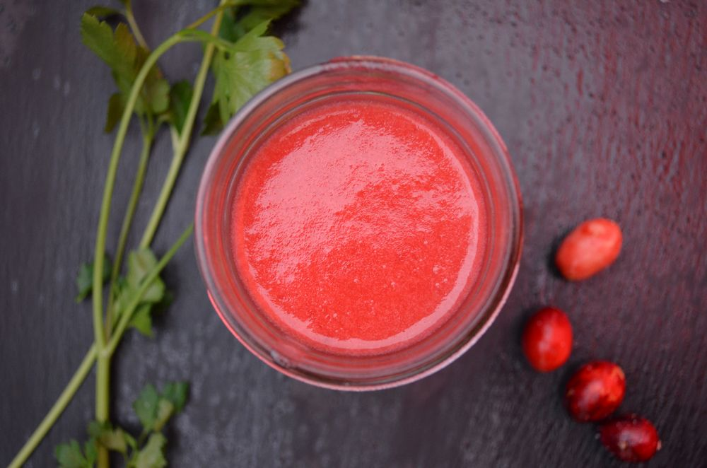Cranberry Curd #HolidayButter #shop #cbias