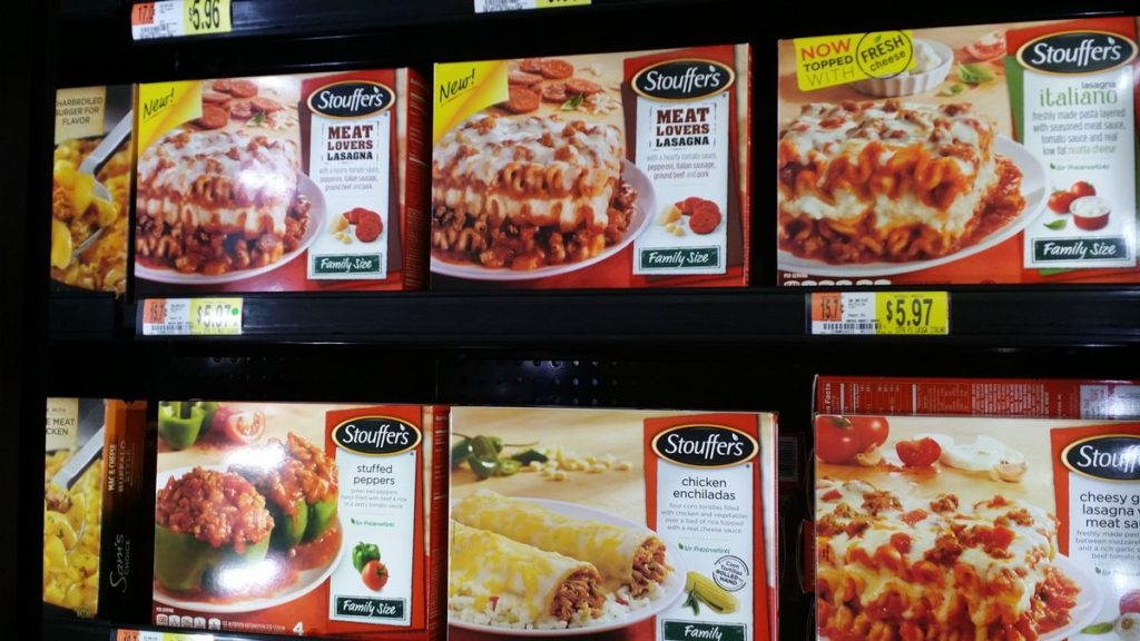 Stouffer's Meat Lover's Lasagna with New York Texas Toast for Spring Dinner #NewFavorites #CollectiveBias #shop
